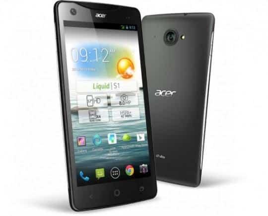 Acer Liquid S3